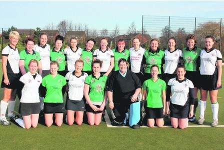 Ladies 1st & 2nd XI's