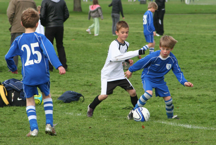 Loudwater v Marlow Royals U9's