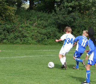 Marlow Youth U11's v Burnham Juniors