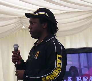 Henry 'The Voice' Olonga. Where did that voice come from?! No one expected that....Nessun Dorma was simply stunning!
