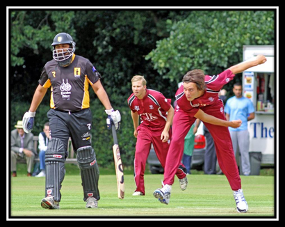 Lashings 2011 Match Report