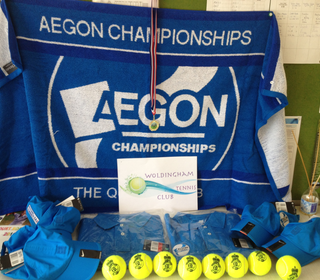 Our Aegon Championships