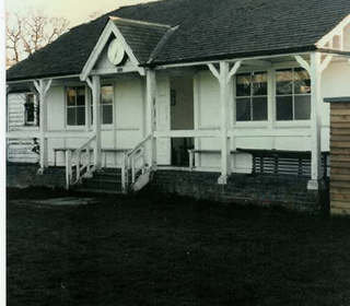 The Old County Ground circa 1984  (Photo taken by Phil Lattimore)