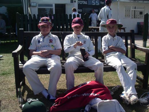 Left to Right: Bell, Berry, Abbott