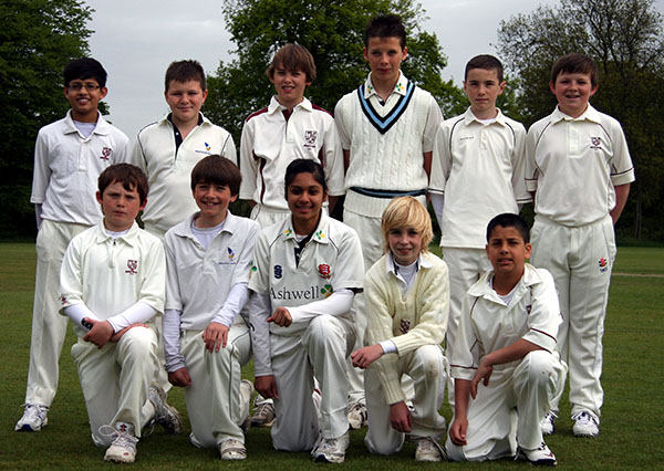Back Row: Parthe Patel, George Nation, James Coleman, Richard Horswill Bradley Cole, George Gennings; Front Row: Mathew Bell, Connor Whetstone, Payal Patel, Ed Abbott, Kieran Emmanuel