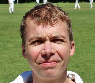Saturday 3rd XI regular (when fit) Pete Bainbridge