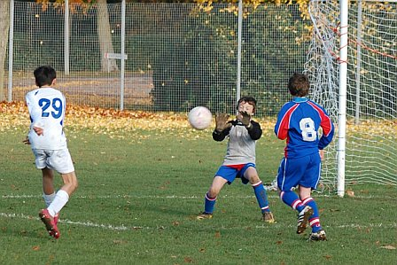 Marlow Youth U11s v Holtspur