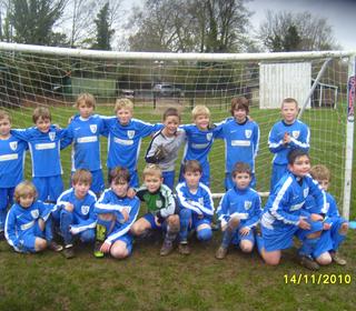 Marlow Royals Under 9's