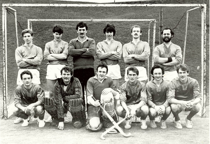 Wanderers Scottish Cup Squad (1982)