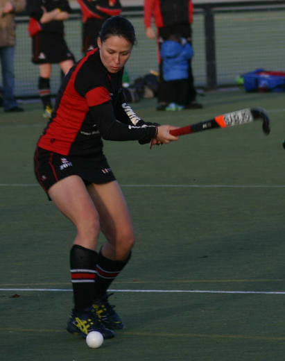Ladies 1s 2010-Vikki vs Grove