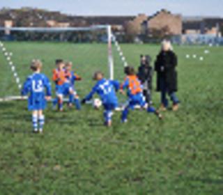 Marlow U7s v Marlow United