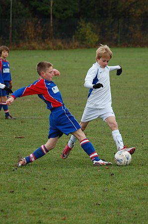 Marlow Youth U11s v Risborough Rangers