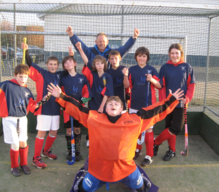 CVL badgers Nov 10 - happy guys
