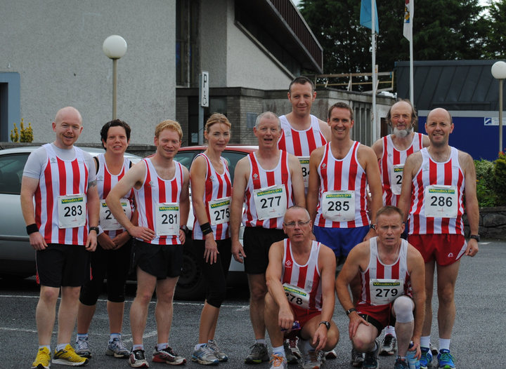National Half Marathon Championships, Athlone