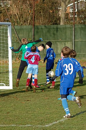 Marlow Youth U11's v Chesham United Youth