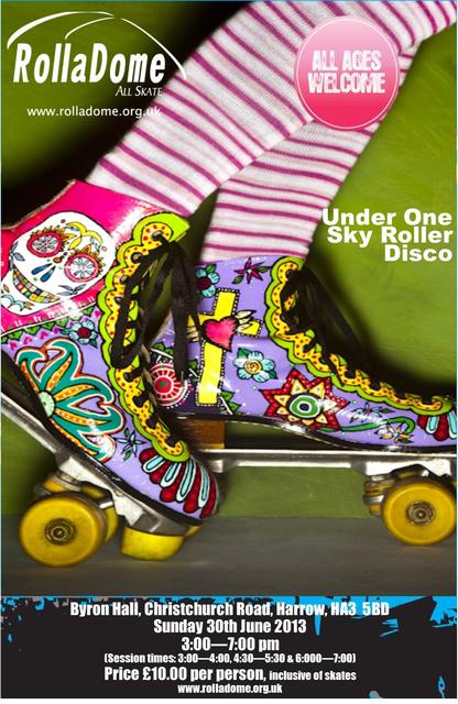 Under One Sky Roller Disco