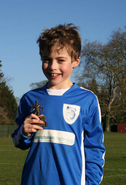 Marlow Royals Merlins Player of the Day