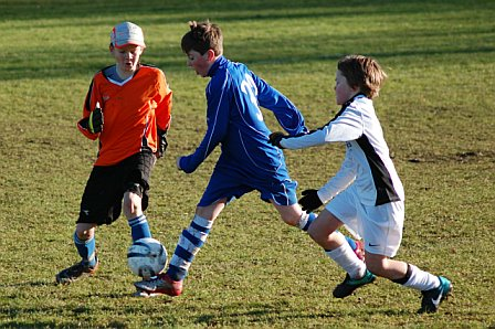 AFC Lightning v Marlow Youth U11s