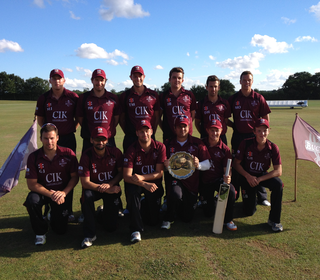 Brentwood Buccaneers - 2013 Essex T20 Winners