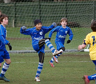 Marlow Youth U11s v Burnham Juniors