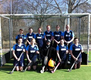 Ladies 3rd team 2012/13