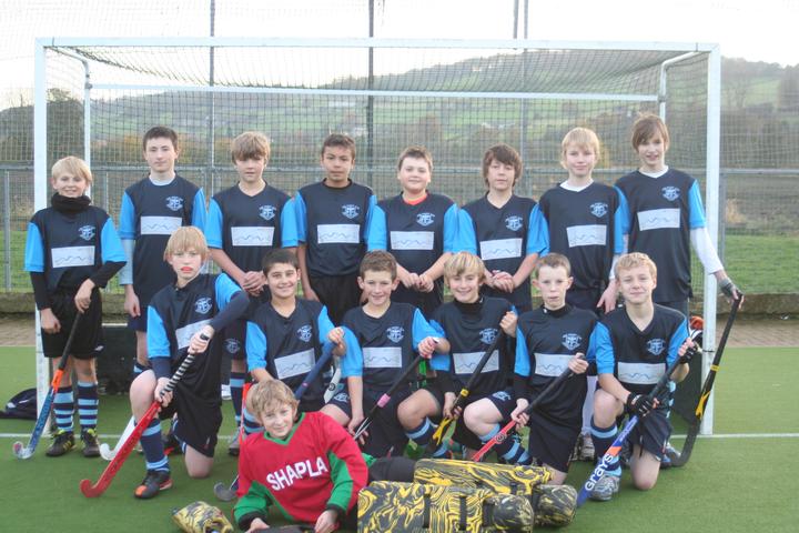U14 Boys 2012/13