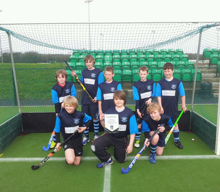 Boys U12's County Runners-up