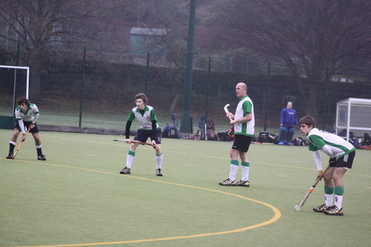 2nds from various games 2010/11 :: Hampton In Arden Hockey Club