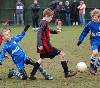 Marlow Youth U11s v Bucks CC League Cup Q-Final