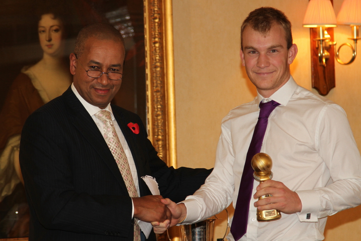 Alex Mitchell was Saturday 2nd XI player-of-the-year