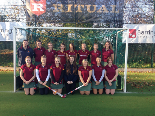 Cannock Ladies 3rd XI 2013-14