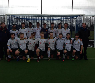 Cannock U18s 3 - 1 Beeston U18s - U18 Cup 26.1.14