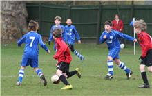 Marlow U11s Youth v Hercules Lions GS Cup Quarter Final
