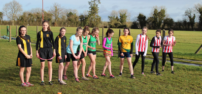 X Country Trials