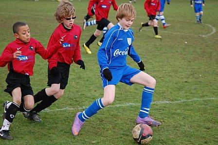Marlow U11's Youth v Hercules Lions
