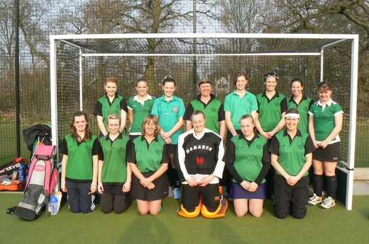 Ladies' 2nds