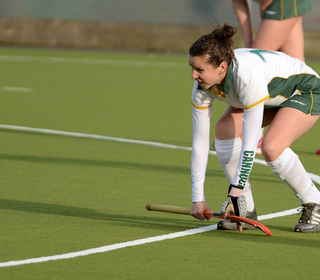 Ladies 1s vs Leicester (08/03/2014)