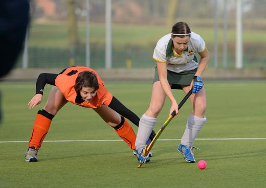 Ladies 1s vs Leicester (08/03/2014)