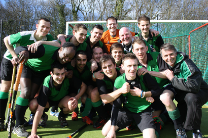 Men's 1s - league winners!