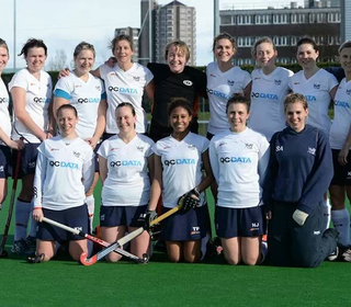 Ladies' 1st Team [(c) Andy Smith]