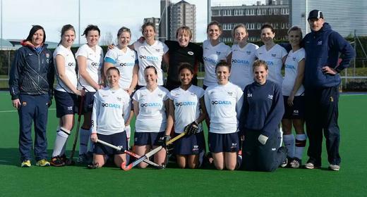 Ladies' 1st Team [(c) Andy Smith]