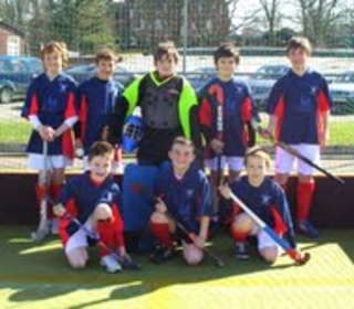 U12's 2011 Shropshire winners