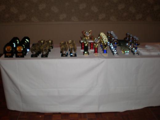 Blaze Club Awards!