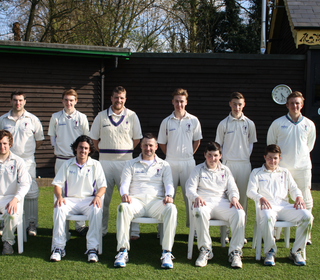The team which played the first friendly of the season against Sawbridgeworth