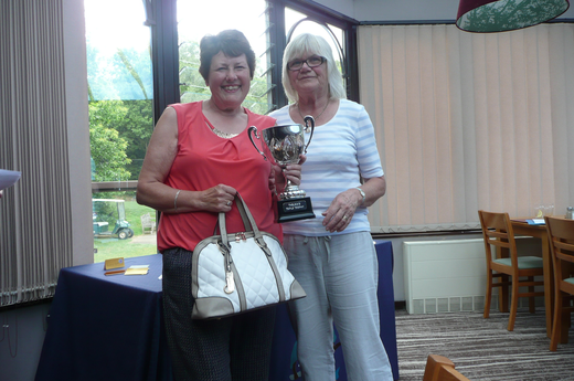 Lady Captains Day 2014 Heather Day Winner Best Gross 81 and Best Net 67