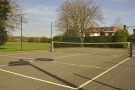 1 mini court