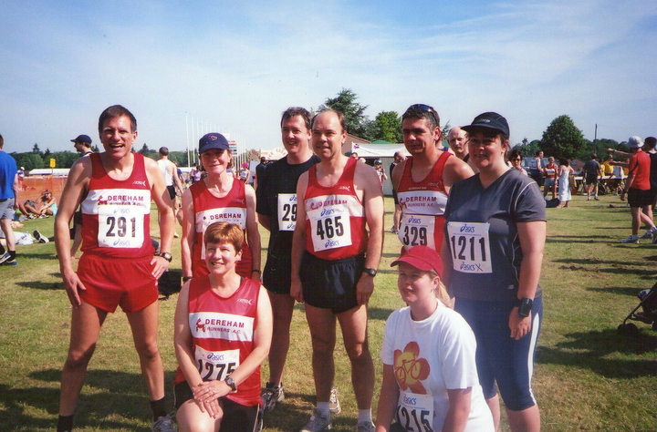 2006 City of Norwich Half Marathon