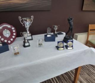Trophies 2014