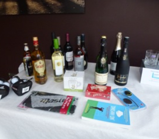 Raffle Prizes 2014