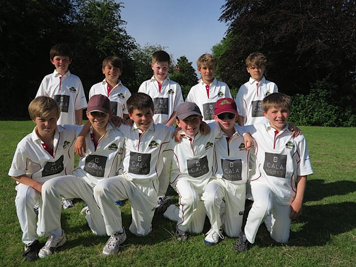 U11 A team to face Compton
